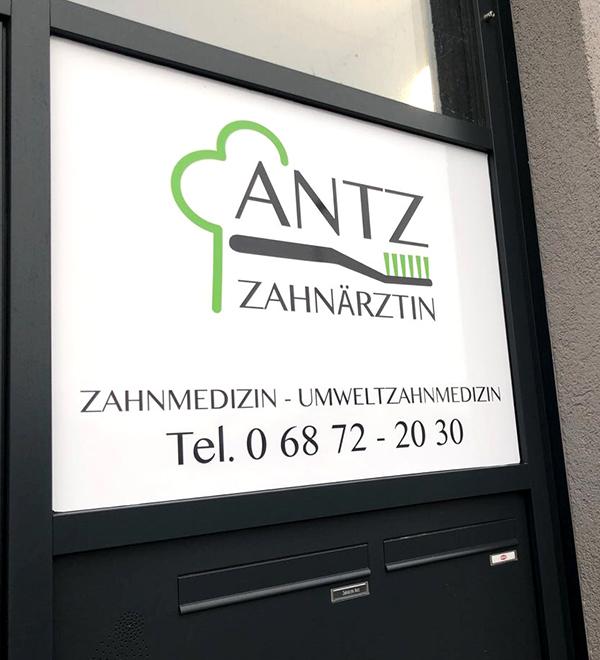 Uebersicht Logo Antz